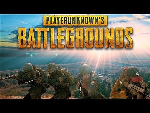 PUBG/Playerunknown's Battlegrounds:  Chackens Everywhere!
