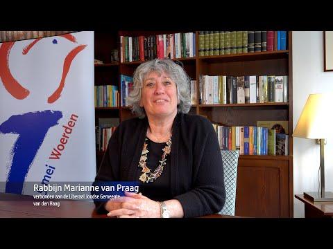 Lezing rabbijn Marianne van Praag - 8 april 2021 Woerden