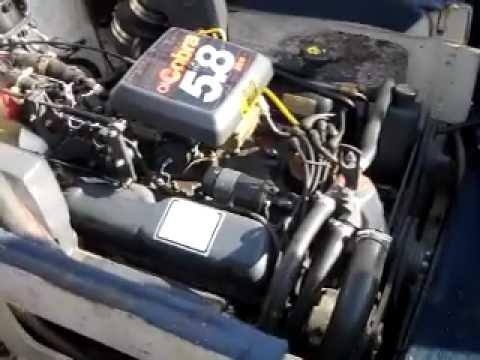 96 F150 Engine Diagram Cobra 5 8 Ford V8 Engine In Bayliner Boat Youtube