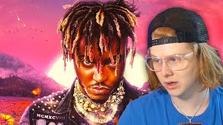 JUICE WRLD - LEGENDS NEVER DIE FULL ALBUM REACTION