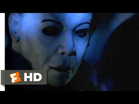 Halloween: Resurrection (8/10) Movie CLIP - Stab and Deliver (2002) HD