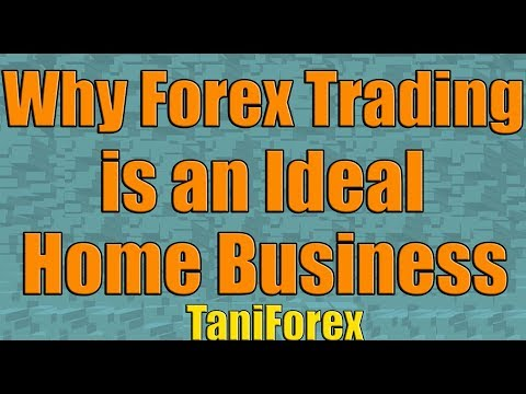 Why Forex Trading is an Ideal Home Business? | Special Tutorial in English by Tani thumbnail