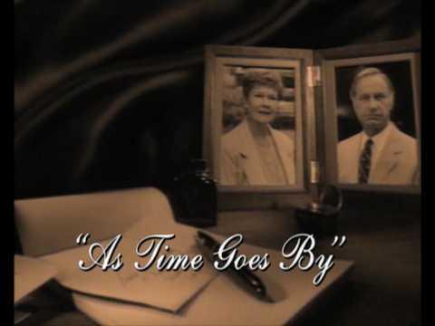 "As time goes by [Judi Dench, Geoffrey Palmer].... ""making it..."""