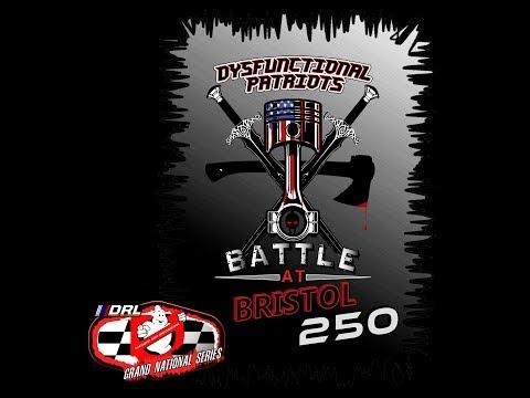 DRL NEOGB GN Series Dynsfunctional Patriots Battle at Bristol 250
