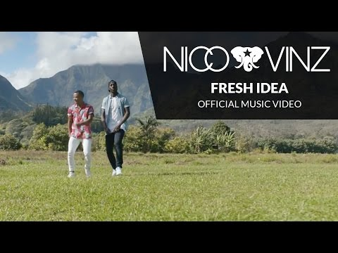 Nico & Vinz - Fresh Idea (Official Music Video)