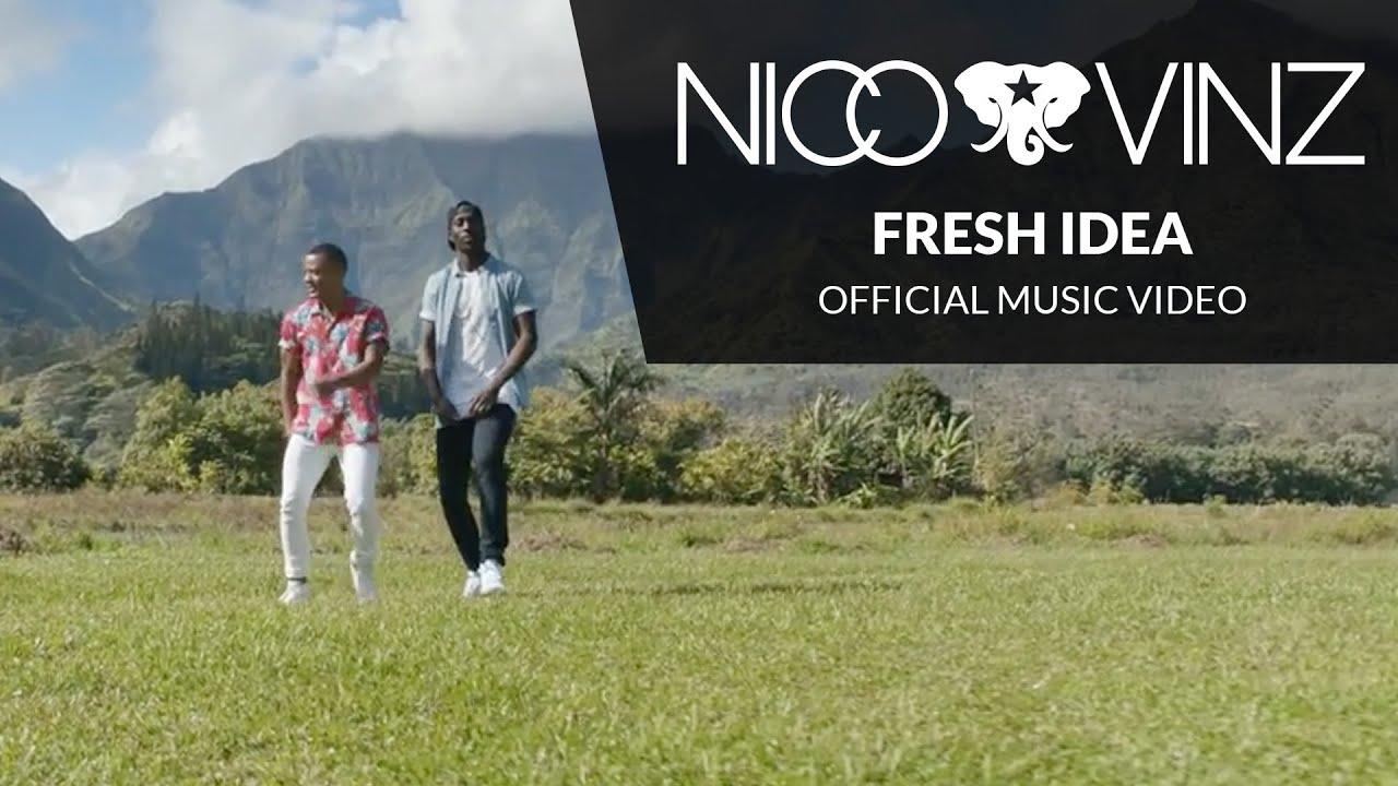 Nico & Vinz - Fresh Idea (Official Music Video)
