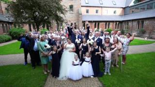 Amanda Prince & Ste Prince Wedding Video - The Monastery Gorton in Manchester
