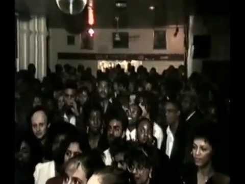 Sugar Minott, King Kong,Tenorfly -  live in Southampton, UK, 1991