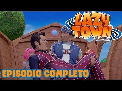 Lazy Town en Español | Héroe para el día | Dibujos Animados en Español