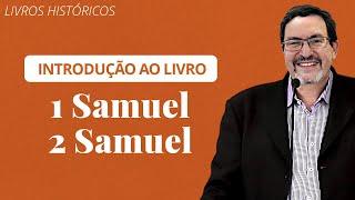 ???? 1 e 2 Samuel (Aula Ao Vivo) - Solano Portela