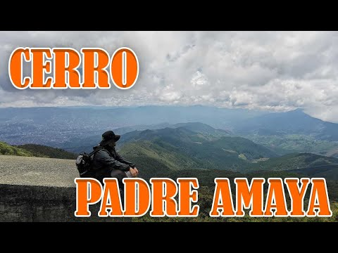 Trekking en el valle de los INDIOS hacia el 👉CERRO PADRE AMAYA👈 San Cristobal - Antioquia - Colombia