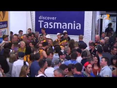 2015 AFL Grand Final Ch 7 Post Game Show