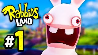 Welcome to Bwaaah! || Rabbids Land - #1
