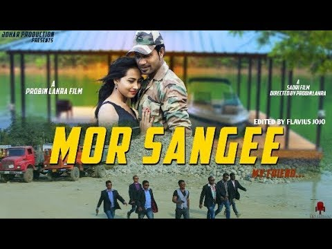 MOR SANGEE OFFICIAL TRAILER | Starring G.D. Nag, Divya Kalar Directed by Probin Lakra
