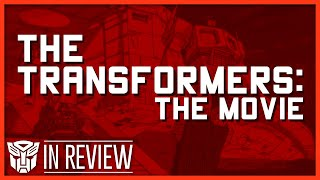 Transformers The Animated Movie - Every Transformers Movie Reviewed & Ranked