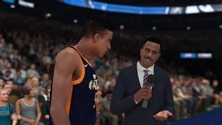 NBA 2K19 My Career Jazz vs Mavericks Ep.10