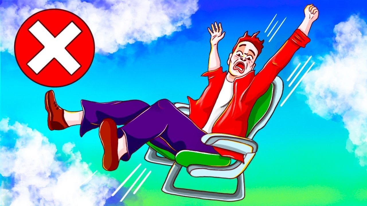 ماذا لو أمكنك قذف مقعدك عند وصول الطائرة إلى وجهتك النهائية؟