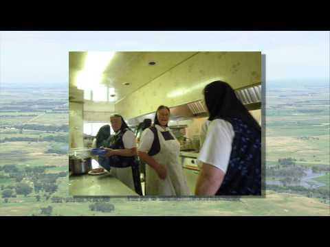 Landscapes of South Dakota: Hutterite Colonies