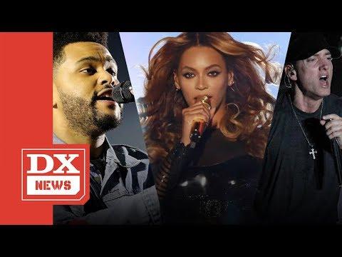 Eminem, Beyoncé & The Weeknd Perform At Hip Hop Heavy Coachella Festival