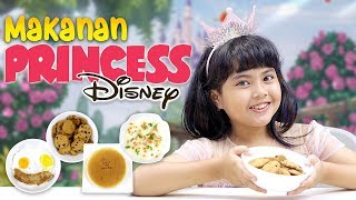 KATA BOCAH Tentang Makanan Disney Princess   #108