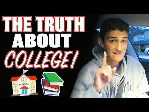 Watch This Before You Decide on College! (Entrepreneur's View)