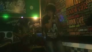 BMTH Throne cover live recording djodok cafe senduro lumajang indonesia