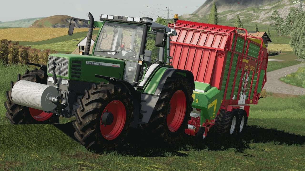 Massey Ferguson S SERIES   Test in Extreme Conditions (mud)   Farming Simulator 19