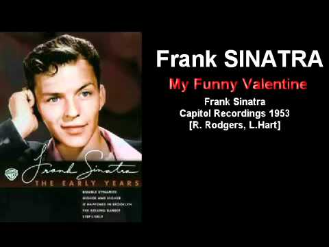 My Funny Valentine Frank Sinatra 01 Valentijn Selectie Selection A4  Education Only