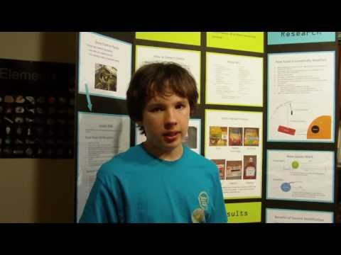 Thomas Genetic Modification Science Fair 2011