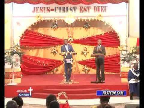 Culte benediction 2014 06 29 l importance du saint esprit dans la vie d un croyant pasteur sam