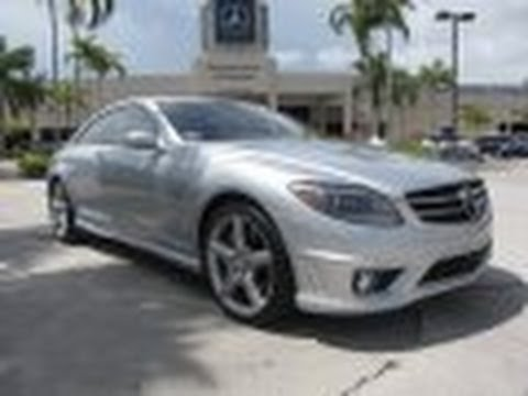 2008 Mercedes Benz CL63 AMG for sale at Mercedes Benz of ...