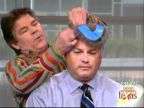 Men's Hair Loss - Dallas, Texas - Hair Piece - YouTube