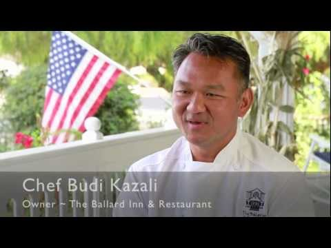 Fresh Fare featuring Chef Budi Kazali ~ Solvang & the Santa Ynez Valley Visitors Guide