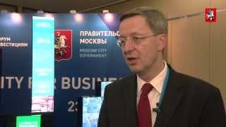 Михаэль Хармс: «Бизнес нужно строить в Москве»