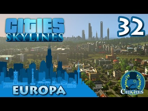 Cities Skylines - Europa - #32 en español