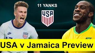 USMNT v Jamaica Preview