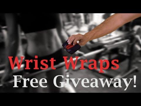 Wrist wraps walmart Giveaway! WinWristWraps.info
