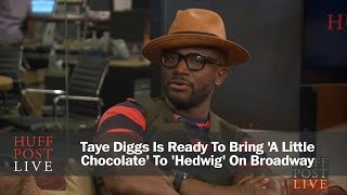 Taye Diggs (Film Actor)