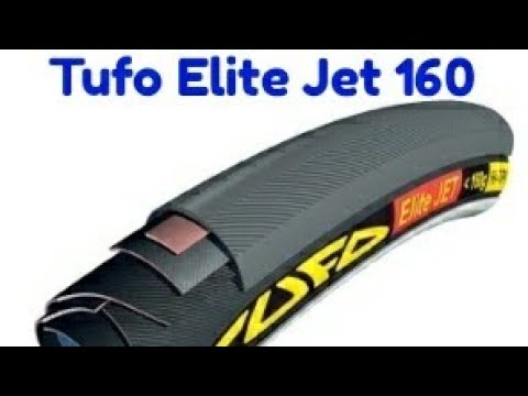 tubular tufo elite jet 160