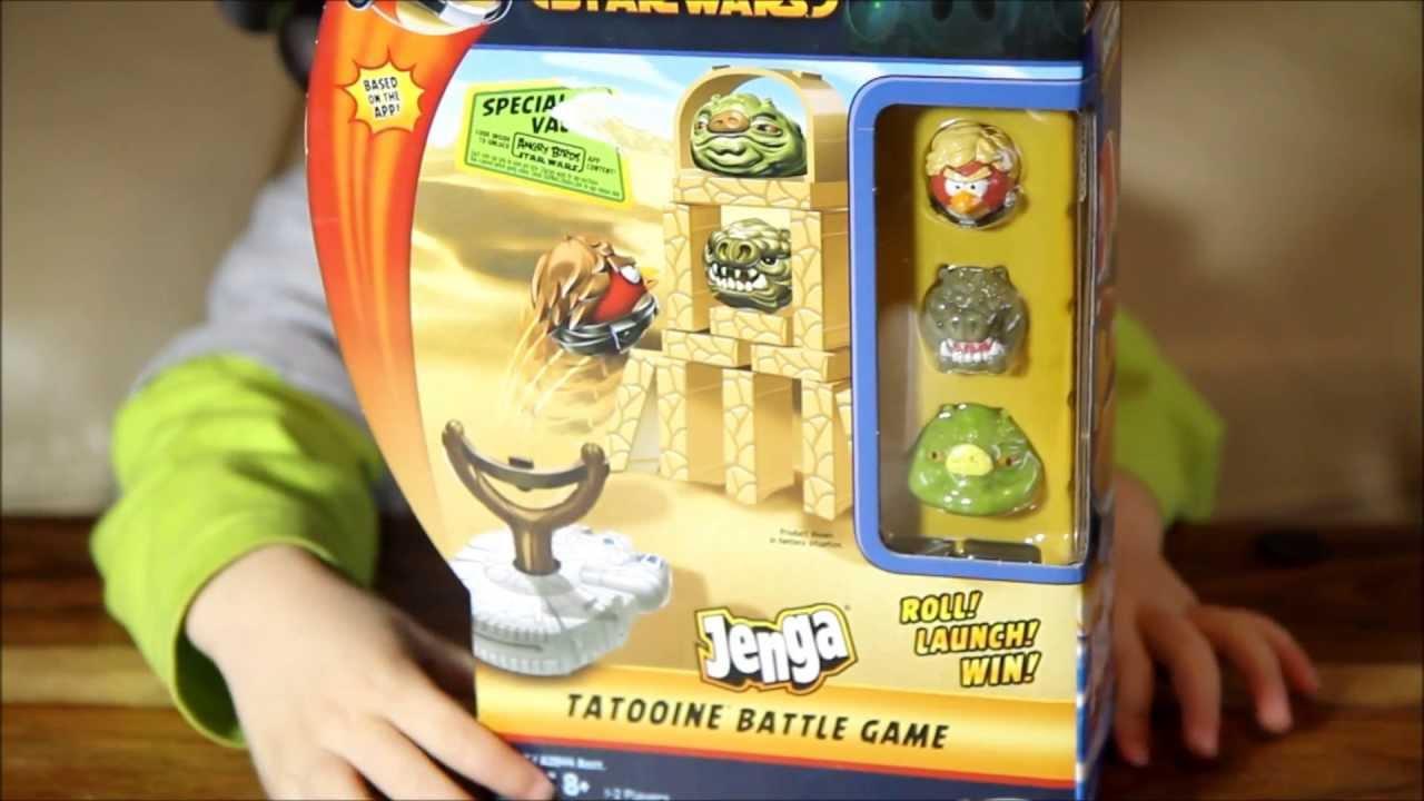 angry birds star wars jenga instructions