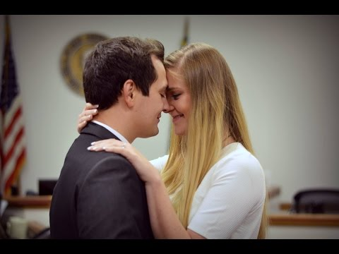 Yaro & Hellen - Court House Wedding