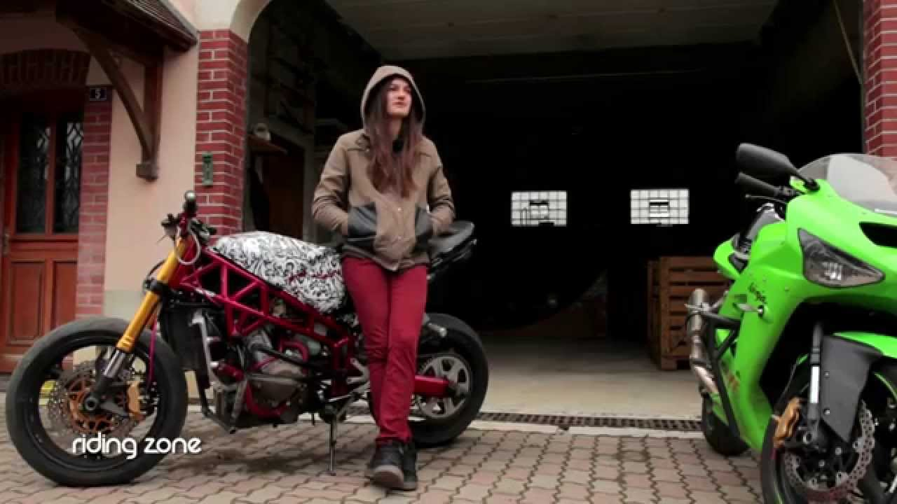 Stunt Wallpaper Hd Sarah Lezito Championne De Stunt Riding Zone Youtube