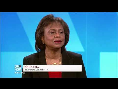 Anita Hill on the Thomas hearings, 25 years later: 'I would do it again'