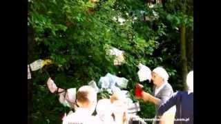 Grabarka modlitwy pielgrzymów w święto Spasa Izbavnika