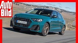 [Reupload] Audi A1 Sportback (2018) Erste Fahrt / Review / Details