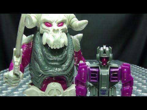 G1 Pretenders SKULLGRIN: EmGo's Transformers Reviews N' Stuff