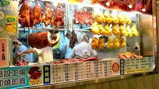 Гонконг Уличная Еда - Удивительное Разнообразие Традиционных Блюд
