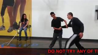 Adaptive self-defense Compilation (2014)