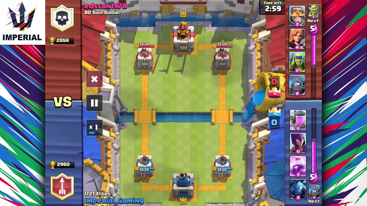 WIZARD VS WITCH!    Clash Royale    Which One Is Better