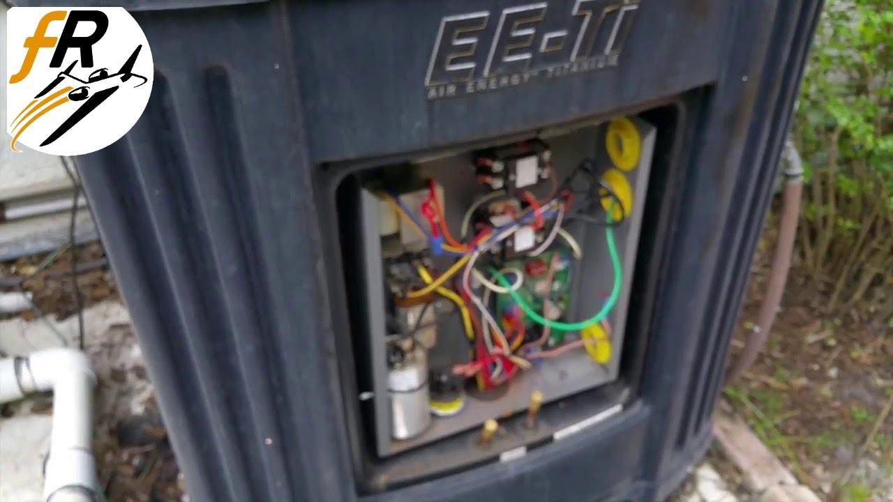 heat pump temp sensor images